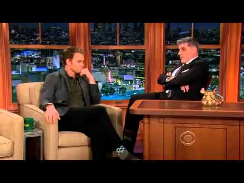 Craig Ferguson 2013 10 15 Michael C Hall Laura Bell Bundy