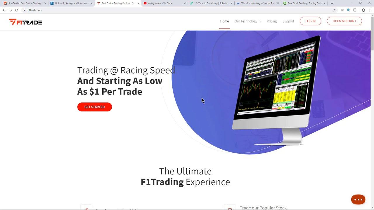 Best day trading platform no pdt
