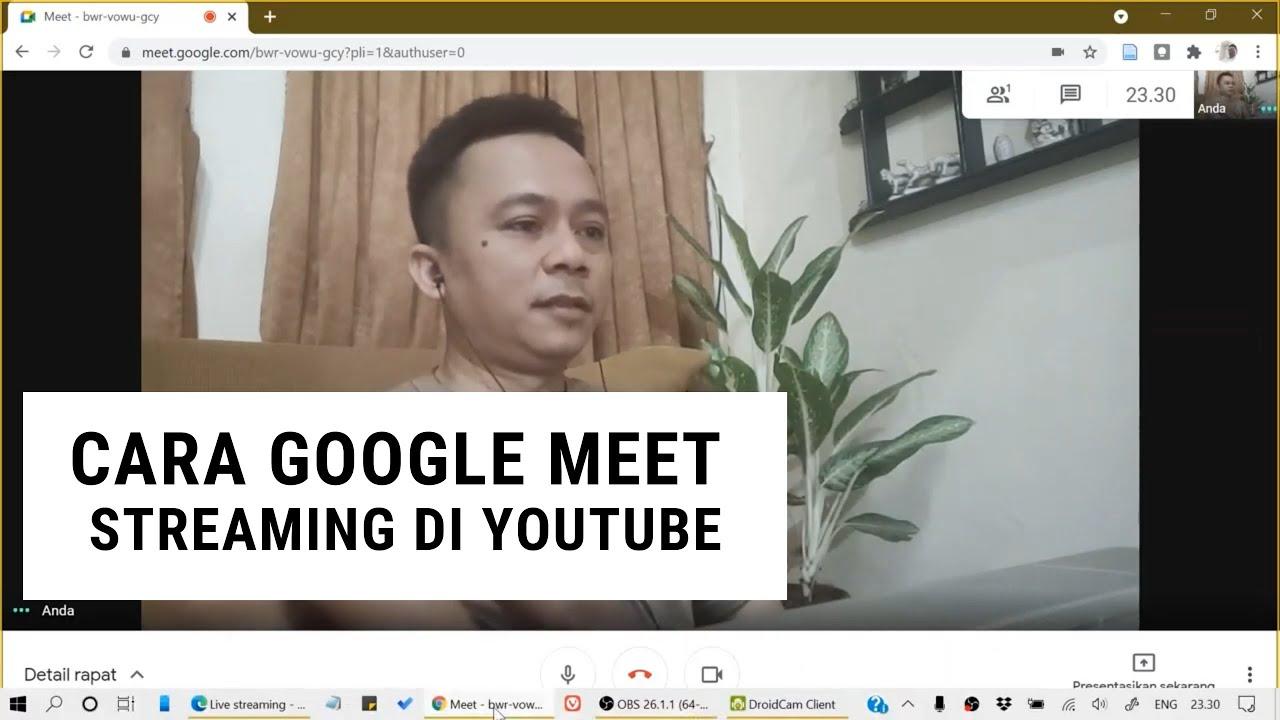meet youtube)