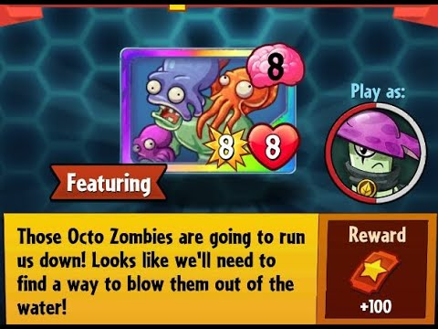 Puzzle Party !!! Daily Event 15 th August 2018 Plants vs Zombies Heroes day 2