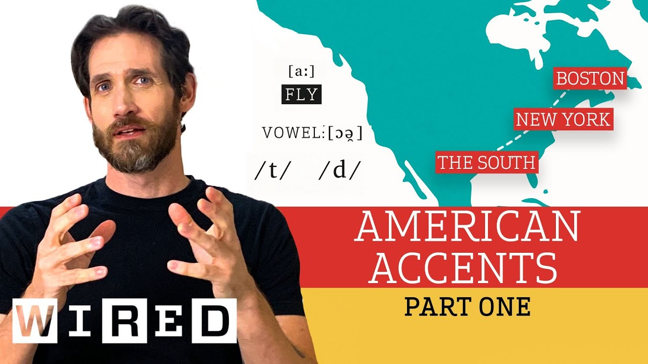 A Tour of U.S. Accents: Bostonian, Philadelphese, Gullah Creole & Other Intriguing Dialects