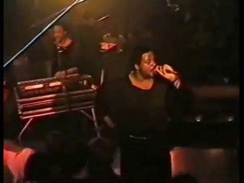 D Train-You are the one for me -Live in Concert