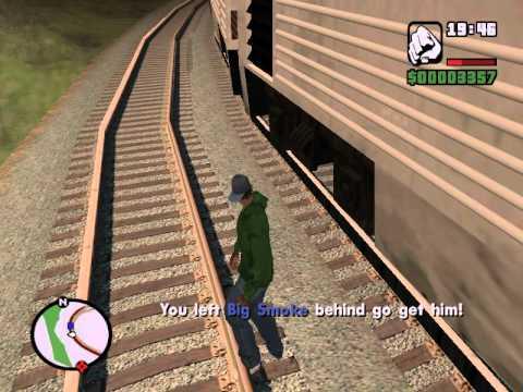 All We Had To Do Was Follow The Damn Train Cj Follow The Damn
