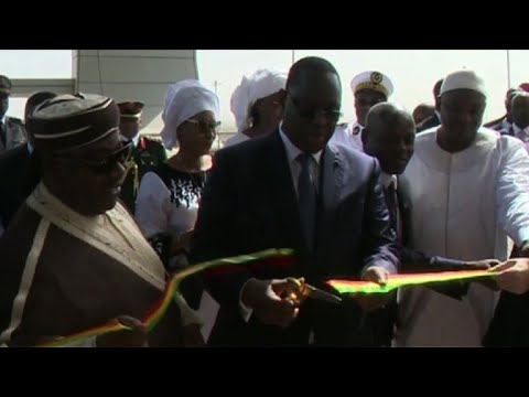 New airport in Senegal aims to create West African regional hub
