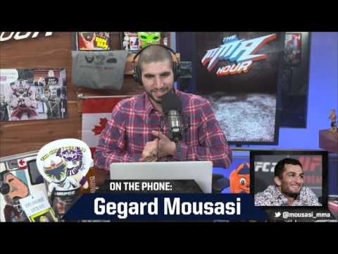 Gegard Mousasi Takes Aim at Lyoto Machida Fans: 'The Truth Hurts'