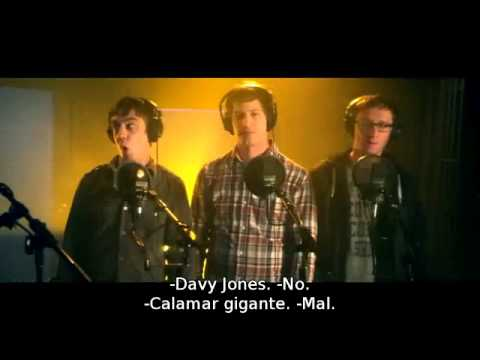 The Lonely Island & Michael Bolton   Jack Sparrow Subtitulado Español