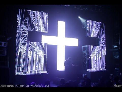 Techno Church - Asano Tadanobu X VJ Fader
