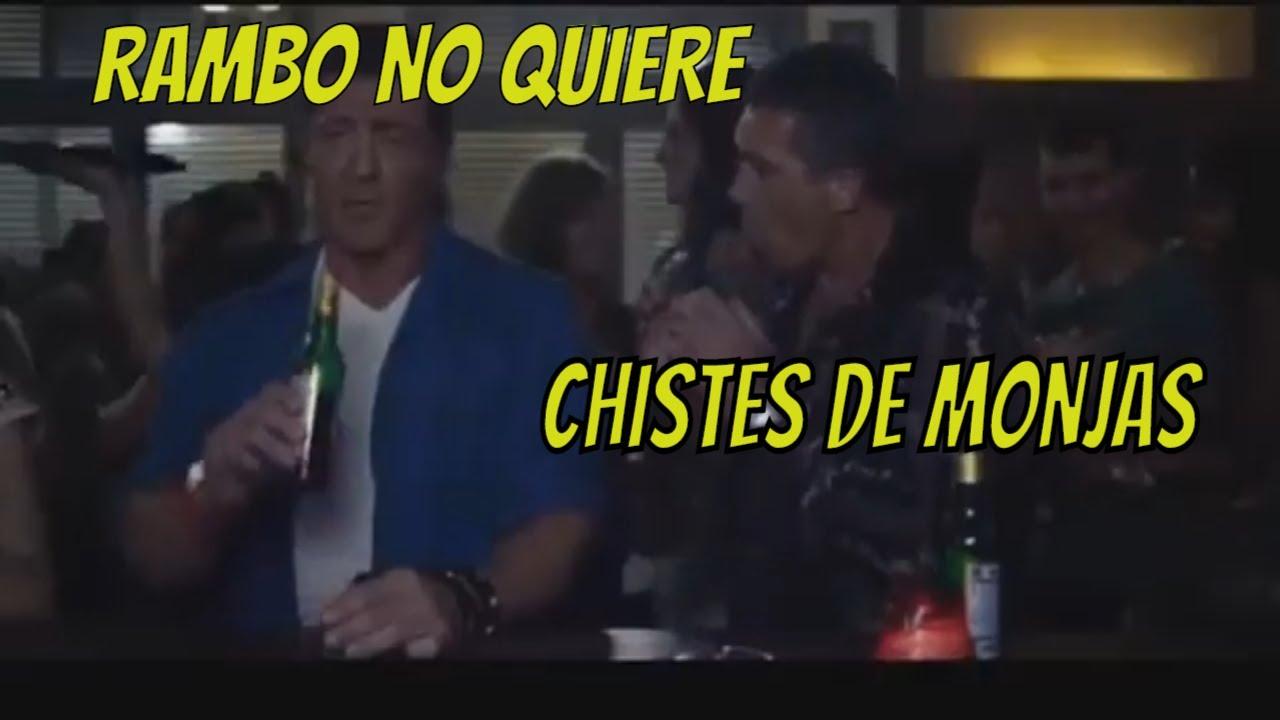 RAMBO NO QUIERE CHISTES DE MONJAS 🤣🤣🤣🤣🤣🤣🤣🤣