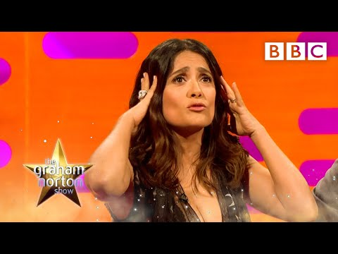 Salma Hayek collects a lot of animals - The Graham Norton Show: Preview - BBC One