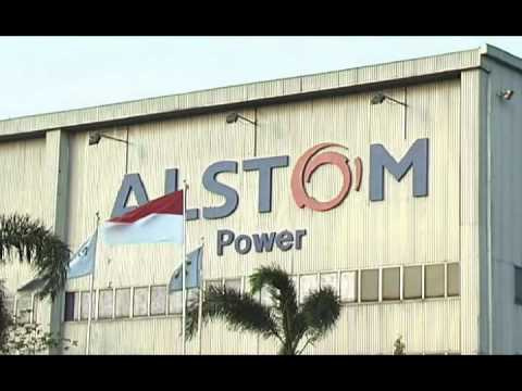 Alstom Power Eenergy Systems Indonesia   Corporate Video 2005
