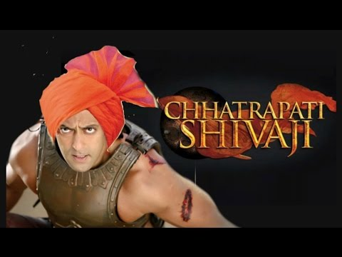 Salman Khan Marathi Movie 'Chhatrapati...