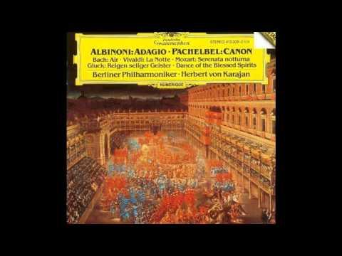Albinoni adagio organ violin