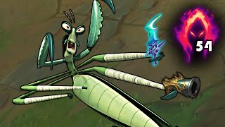 NERF MANTIS IN LEAGUE OF LEGENDS