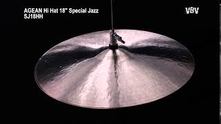 "18"" Hi Hat Special Jazz video"