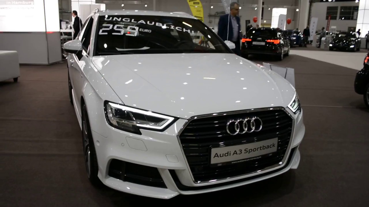 2017 New Audi A3 Sportback Exterior And Interior Hdcars Thewikihow