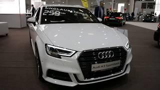 2017 New Audi A3 Sportback Exterior And Interior