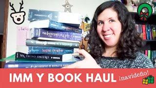 ¡Libros nuevos! | IMM y Book Haul de noviembre y diciembre 2018