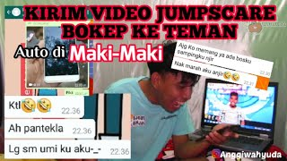 Download PRANK CHATT WA!! KIRIM VIDEO ENAK KE TEMAN,AUTO DI OMELIN MAMAK.  | ANGGI WAHYUDA