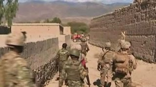 Reports: Pentagon to send nearly 4,000 troops to Afghanistan