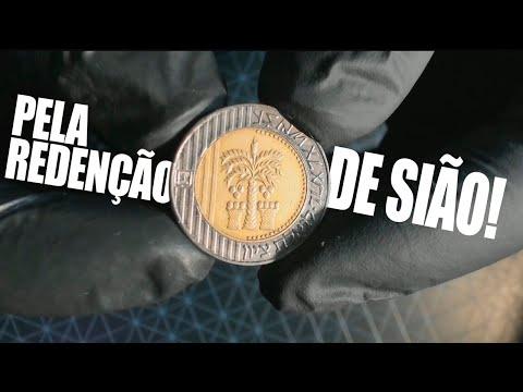 AS MOEDAS DE ISRA3L! Com Sorteio! [Rafael Guanabara]