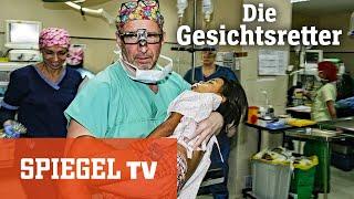 Die Gesichtsretter: Deutsche Ärzte operieren missgebildete Kinder in Manila