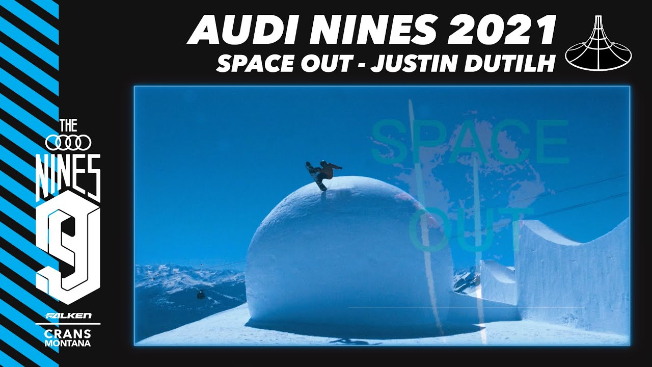 Audi Nines'21 - SPACE OUT