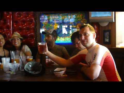 Group Beer Chug!