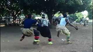Kouroussa:  Doundounba with Hamanah Percussion (1)