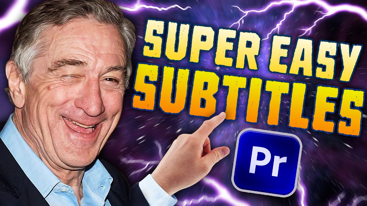 Download How to Edit Gaming Subtitles (Premiere Pro 2020)