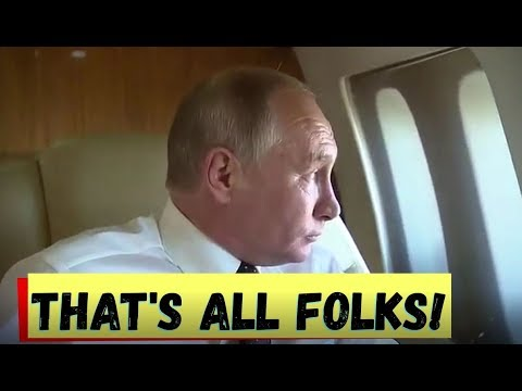 Download Youtube: It's a wrap - Putin visits Syria, sorts shit out