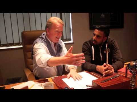 FRANK WARREN IN-DEPTH ON WEIGHT ISSUE CONCERNS / CATCHWEIGHTS,  GOVERNING BODIES & BOXNATION FUTURE