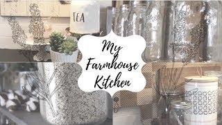 Farmhouse Kitchen Tour