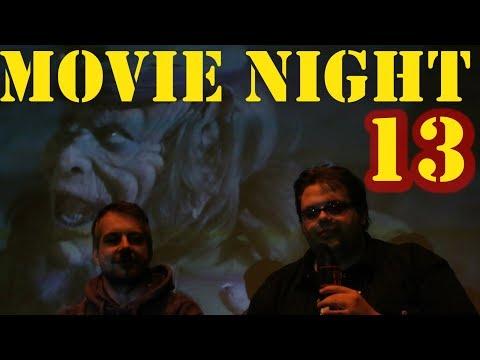MOVIE NIGHT 13 : 7 Filme am Stück Filmmarathon von Landhäusern, Manglern, Leprechauns und  Zero Boys