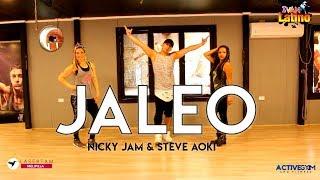 Jaleo - Nicky Jam & Steve Aoki Video