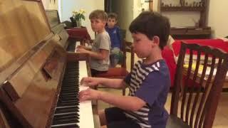 В Музыку Шаг за Шагом: 16 Работа над унисоном