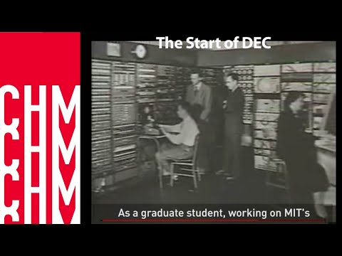 DEC: Digital From The Beginning