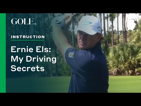 Ernie Els: My Driving Secrets