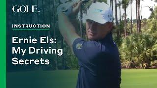 Ernie Els: My Driving Secrets