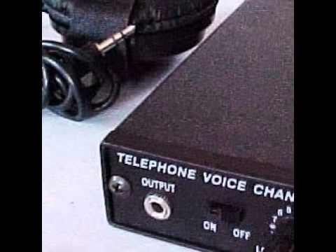Digital Telephone Voice Changer Visit: http://www.voicechangerusa.com