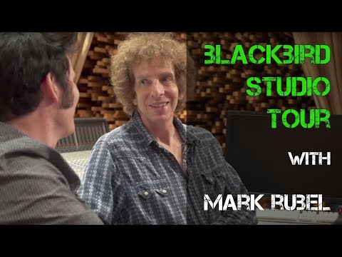 This is where legends make records: Blackbird Studio Tour - Warren Huart - Produce Like a Pro