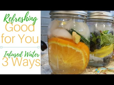 The Best Fruit Infused Water