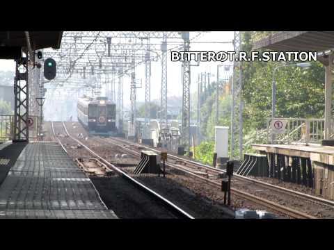 【Full HD】阪急6300系6354F 通過