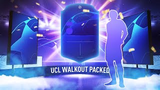 I PACKED A UCL WALKOUT! - FIFA 20 Ultimate Team