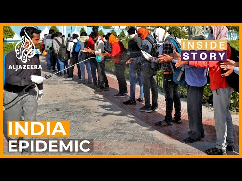 What are the challenges of battling coronavirus in India? I Inside Story