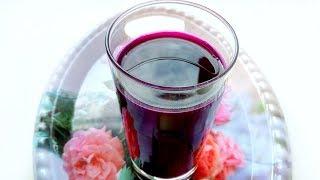 Свекольный квас из сырой свеклы! Напиток здоровья!