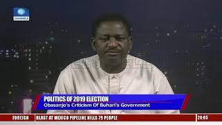 No Law Compels Buhari To Attend Debate - Presidency  Sunday Politics 