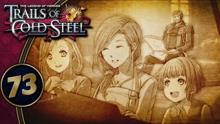 Trails Of Cold Steel | Elliot \u0026 Fie's Backstories | Part 73 (PS4, Let's Play, Replay)