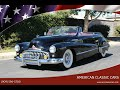 FOR SALE! 1948 BUICK SUPER CONVERTIBLE