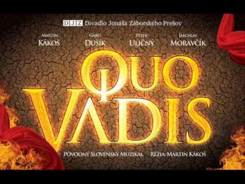 Quo Vadis - V plameňoch