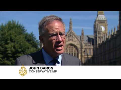 UK publishes legal backing for Syria strike